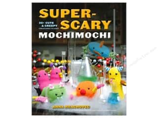 Potter Publishing Crochet & Knit: Potter Publishers Knitting Super Scary Mochimochi Book