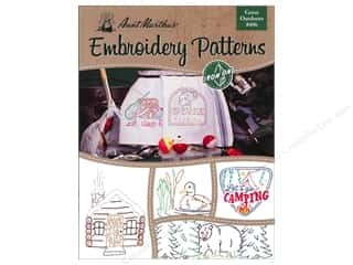 needlework book: Embroidery Transfers The Great Outdoors Book