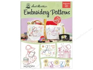 Embroidery Transfers Sunbonnet Days Book