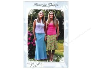 Favorite Things Clearance Patterns: Favorite Things Flip Skirts Pattern