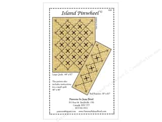 Jean M. Boyd Clearance Patterns: Jean Boyd Island Pinwheel Pattern