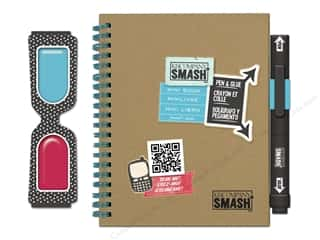 K&Co Smash Book Mini 3D