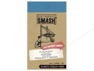 K & Company Note Cards: K&Company Smash Punch Out Pad