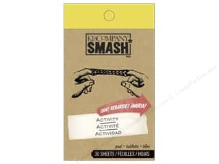 Ryland Peters & Small Note Cards & Envelopes: K&Company Smash Activity Pad