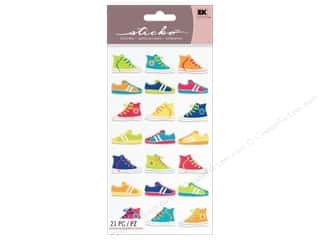 EK Sticko Stickers Funky Kicks