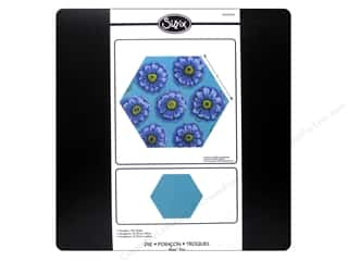 Quilting inches: Sizzix Bigz Pro Die Hexagon 5 inch Sides