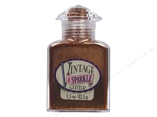 Sulyn Glitter Vintage 1.5oz Metallic Brocade Bronz