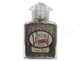 paper sparkle sale: Sulyn Glitter Vintage Sparkle 1.4oz Slivered Tinsel Town
