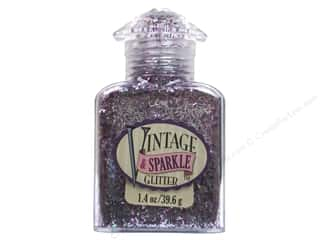 Sulyn Vintage Glitter 1.4oz: Sulyn Glitter Vintage 1.4oz Slivered Vint Couture