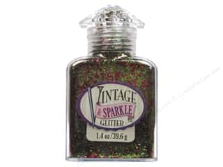 Sulyn Vintage Glitter 1.4oz: Sulyn Glitter Vintage 1.4oz Slivered Costume Party