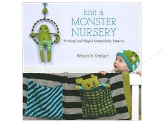 Weekly Specials Pellon Easy-Knit Batting & Seam Tape: Knit A Monster Nursery Book