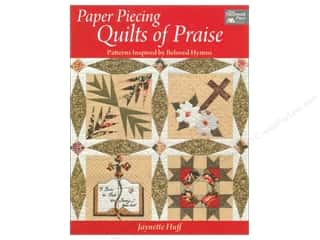 Religious Subjects Patterns: That Patchwork Place Paper Piecing Quilts of Praise Book