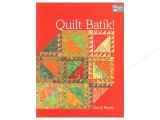 Weekly Specials Quilting: Quilt Batik Book