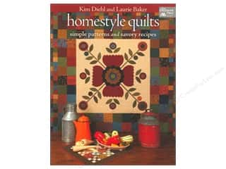 2013 Crafties - Best Adhesive: Homestyle Quilts Book