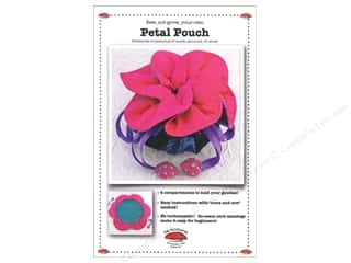 La Todera Clearance Patterns: La Todera Petal Pouch Pattern