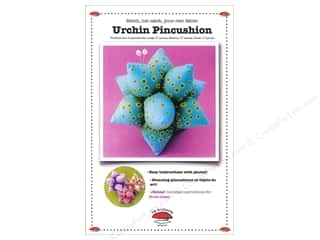 Patterns Home Decor Patterns: La Todera Urchin Pincushion Pattern