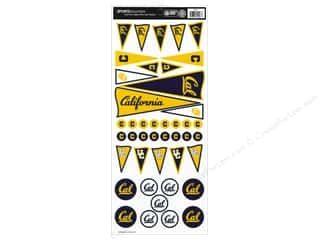 Sports Stickers: Sports Solution Sticker Pennant California
