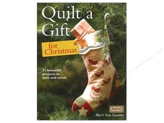 Gifts Christmas: David & Charles Quilt A Gift For Christmas Book