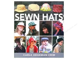 Sew Baby Inc: Wiley Publications Sewn Hats Book