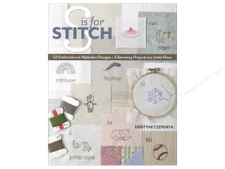 Yarn & Needlework ABC & 123: Stash By C&T S Is For Stitch Book