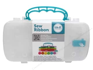Organizers Clearance Crafts: We R Memory Sew Ribbon Case