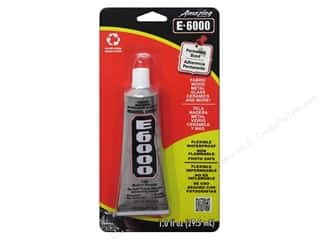 wood glue: Eclectic Adhesive E6000 1oz Card Clear