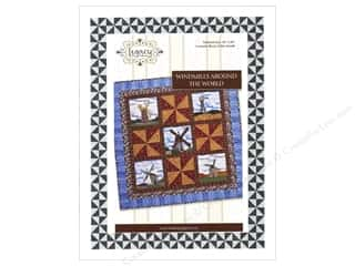 Windmills Around The World Pattern