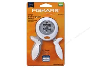 Fiskars Puzzled Squeeze Punch Large