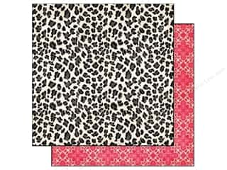 Echo Park Paper 12x12 Love Story Leopard Print (25 piece)