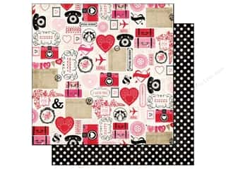 Echo Park Paper 12x12 Love Story Special Delivery (25 piece)
