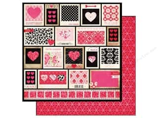 Echo Park Paper 12x12 Love Story Snapshots (25 piece)
