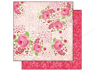 Echo Park Paper Company Valentine's Day: Echo Park 12 x 12 in. Paper Love Story Collection Romance (25 pieces)