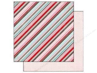 Carta Bella 12 x 12 in. Paper So Loved Stripe (25 piece)