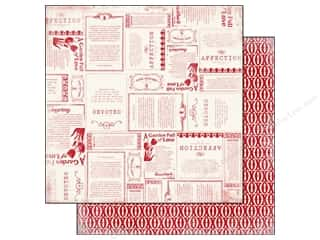 Carta Bella Paper 12x12 Devoted Affection (25 piece)