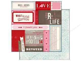 Carta Bella Paper 12x12 Devoted Countdown Cards (25 piece)