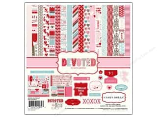 Carta Bella Collection Kit 12x12 Devoted