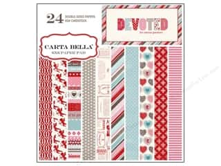 Carta Bella Paper Pad 6x6 Devoted