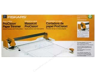 Scrapbooking Sale Fiskars Paper Trimmer: Fiskars ProCision Rotary Bypass Trimmer 12 in.