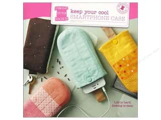Clearance Blumenthal Favorite Findings: Straight Stitch Society Keep Your Cool Smartphone Case Pattern