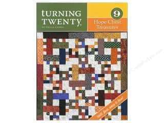Books inches: Turning Twenty Hope Chest Treasures Book by Tricia Cribbs