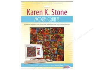 Computer Software / CD / DVD: Karen K. Stone More Quilts CD ROM