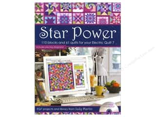 Computer Accessories: Electric Quilt Company Judy Martin Star Power CD ROM