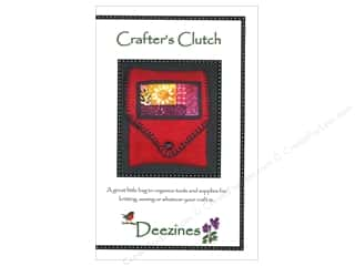 Crafters Clutch Pattern