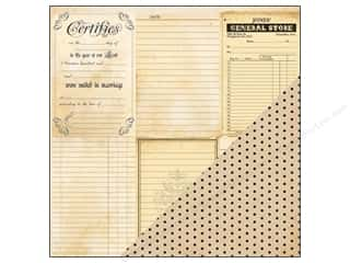 Cards Note Cards & Envelopes: Bazzill 12 x 12 in. Paper Heritage Note Cards Vertical 25 pc.