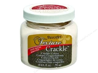 DecoArt Texture Crackle Light Mocha 10oz