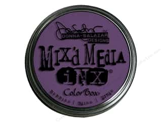 Weekly Specials ColorBox Mixd Media: ColorBox Mixed Media Inx Ink Pad DSalazar Berries
