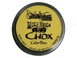 Weekly Specials ColorBox Mixd Media: ColorBox Mixed Media Inx Chox Inkpad Butternut