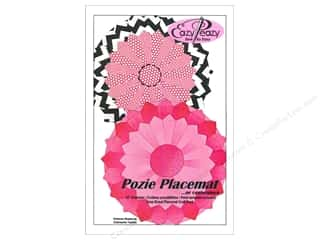 Pozie Placemat Pattern