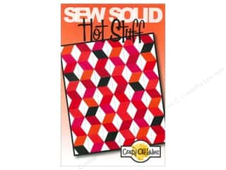 Books & Patterns Hot: Crazy Old Ladies Sew Solid Hot Stuff Pattern