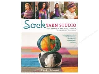 Socks: Lark Sock Yarn Studio Book